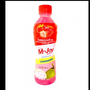 M-joy-380-ml-ลดน้ำตาล-strawberry